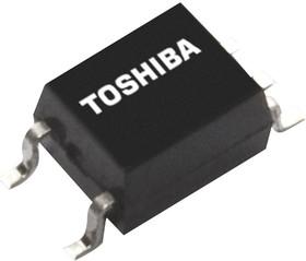 TLP108, Оптопара, с цифровым выходом, 1 канал, 3.75 кВ, 5 Мбит/с, MFSOP, 5 вывод(-ов)