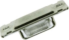 L17D4K63110, Пылезащитная крышка, Пылезащитная крышка, 9-позиционными штекерами Amphenol D-Sub, Корпус из Стали