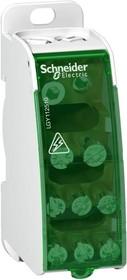 Блок распределительный винт. 1п 125А 10 отв. SchE LGY112510