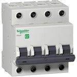 Выключатель автоматический модульный 4п C 25А 4.5кА EASY9 =S= SchE EZ9F34425