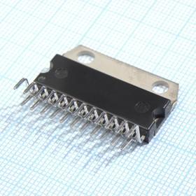 SONY369-41, Усилитель низкой частоты, 4 * 20Вт