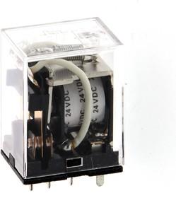LY2 24DC, Реле электромеханическое