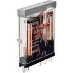 G2RV-1-S-G-21VDC, Реле: электромагнитное; SPDT; Uобмотки: 21ВDC; 6A/250ВAC; 6A/30ВDC