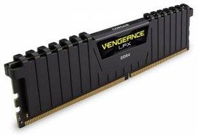 Модуль памяти CORSAIR Vengeance LPX CMK16GX4M2A2400C14 DDR4 - 2x 8Гб 2400, DIMM, Ret