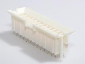 0015286242, Conn Power HDR 24 POS 4.2mm Solder ST Thru-Hole 24 Terminal 1 Port Mini-Fit® BMI Tray