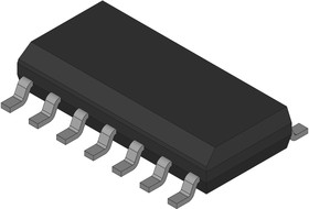 AD8625ARZ-REEL7, Op Amp Quad Low Power Amplifier R-R O/P ±13V/26V Automotive 14-Pin SOIC N T/R