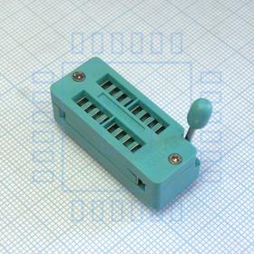 ZIF SCS-16 Панель с нулевым усилием