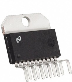 LM2407T, 3-х канальный катодный RGB-драйвер, 7.5нс, ТВ