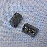 306-031-11, Клеммник серый 3 pin