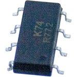 Фото 2/2 PRAK74S, 2-канальное оптореле на замыкание и размыкание 400В/80мА