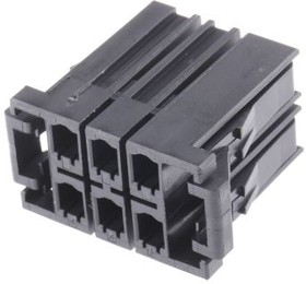 1-178129-6, DYNAMIC 3200 REC HSG 6P (DBL)