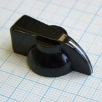 Ручка K7-1 bakelite (клювик) d=6.1