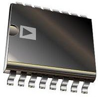 AD600JRZ-R7, SP Amp Variable Gain Amp Dual ±5.25V 16-Pin SOIC W T/R