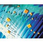 Фото 2/2 SR301C154KAR, Многослойный керамический конденсатор, 0.15 мкФ, 100 В, Серия SkyCap SR, ± 10%, Радиальные Выводы