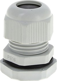 Ввод кабельный (сальник) PG13.5 IP54 EKF plc-pg-13.5