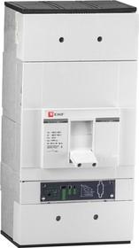 Выключатель автоматический ВА-99 1600/1600А 3P 50кА с электронным расцепителем EKF PROxima