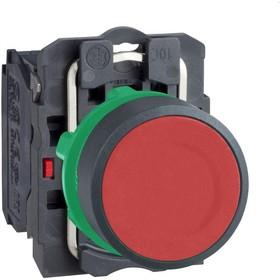 Кнопка без фикс. 1НЗ без подсветки красн. SchE XB5AA42