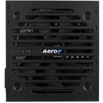 Фото 6/6 Блок питания Aerocool ATX 350W VX PLUS (24+4+4pin) 120mm fan 2xSATA RTL