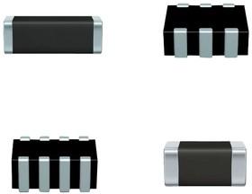 Фото 1/3 B72499S9999K199, Комплект варистора, многослойный CTVS, защита от ЭСР, серия CeraDiode, 292 штуки, 27 значений