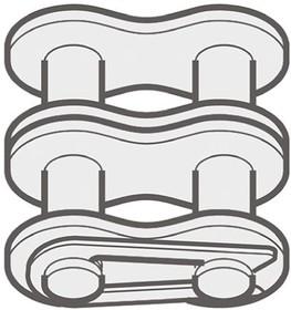 20B2S26, Chain conn link, BS 20B-2