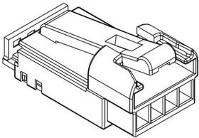 31073-1010, 6w S/R H-DAC64 recept ass