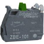 ZBE101, Блок контактов 1НО SchE