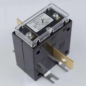 Фото 1/8 Трансформатор тока Т-0.66 75/5А кл. точн. 0.5 5В.А Кострома ОС0000002142