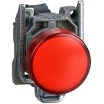 Кнопка без фикс. 1Н3 кр. SchE XB4BA42