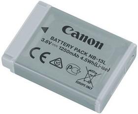 Аккумулятор для компактных камер Canon NB-13L для: Canon PowerShot G9 X/G9 X Mark II/G7 X/G7 X Mark II/G5 X/G5 X Mark II