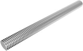 Фото 1/2 Шпилька резьбовая М8 DIN975 L1000 SM8-1000 сталь КМ LO0694