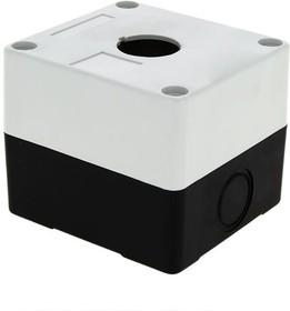 Фото 1/2 Корпус КП101 пластиковый 1 кнопка белый EKF PROxima