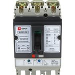 Автоматический выключатель ВА-99C (Compact NS) 250/250А 3P 45кА EKF PROxima | ...
