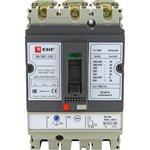 Выключатель авт. 3п ВА-99C 100/100А 36кА EKF mccb99C-100-100