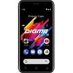 Смартфон Digma Joy 3G Linx 4Gb 512Mb темно-серый моноблок 3G ...