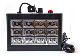 BM1115, Светильник-стробоскоп светодиодный для праздника, Strobe 12, комнатный