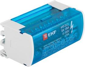 Шина нулевая в корпусе (2х11) EKF PROxima