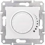 Механизм светорегулятора СП Sedna 60-500Вт нажим. бел ...