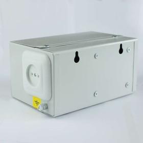 Фото 1/5 Ящик с понижающим трансформатором ЯТП 0.25 380/36В (2 авт. выкл.) IP30 Кострома ОС0000002366