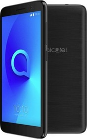 "Смартфон Alcatel 5033D 1 8Gb 1Gb черный моноблок 3G 4G 2Sim 5"" 480x960 Android 8.0 5Mpix 802.11bgn GPS GSM900/1800 GSM1900 MP3 FM A-GPS micr"
