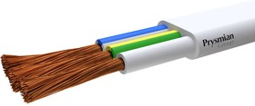 Провод ПГВВП 3х1.5 Б (бухта) (м) РЭК-PRYSMIAN 1003040201 (за 1 м)