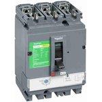 Выключатель автоматический 250F 36kA 3P 250A EasyPact CVS