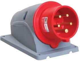 Вилка эл. наруж. уст. 16А 3P+PE+N 380В IP44 MAGNUM ССИ-515 ИЭК PSN52-016-5