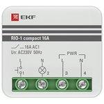Реле импульсное RIO-1 compact 10А PROxima EKF rio-1k-10