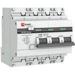 DA32-25-100S-4P-pro, Автомат дифференциальный АД-32 (селективный) 3P+N 25А/100мА ...