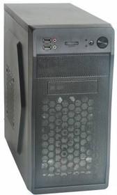 Корпус mATX FORMULA FM-602, Micro-Tower, 450Вт, черный