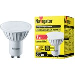 Лампа светодиодная 94 226 NLL-PAR16-7-230-3K-GU10 7Вт 3000К ...
