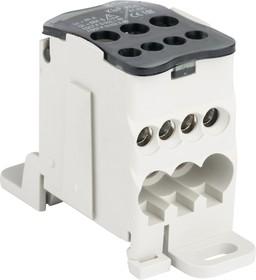 Блок распределительный КРОСС крепеж на панель и DIN КБР-80А EKF plc-kbr80