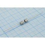 Предохранители стеклянные 3.6х10мм с гибкими выводами, 250В/2А ...