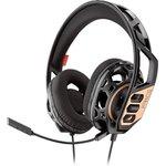 Наушники с микрофоном Plantronics RIG 300 черный/золотистый ...