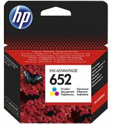 Картридж HP 652 F6V24AE, многоцветный